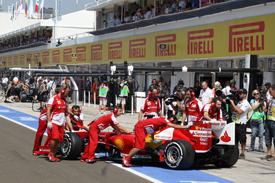 Fernando Alonso, Ferrari, Hungarian GP 2013, Hungaroring