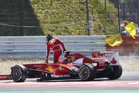 Felipe Massa Ferrari F1 2013