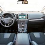 Ford S-Max Interior 01