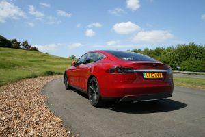 Tesla Model S – Driven