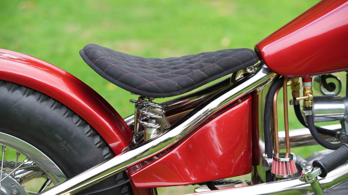 Gladstone Motorcycles SE Seat