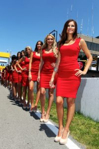 GRID GIRLS: AN ENDANGERED SPECIES?