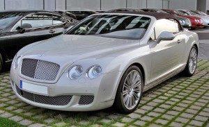 Top 10 Prestige Cars to Rent
