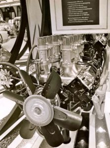 PROTOTYPE ENGINES: OLDSMOBILE 'ROCKET' SCIENCE!