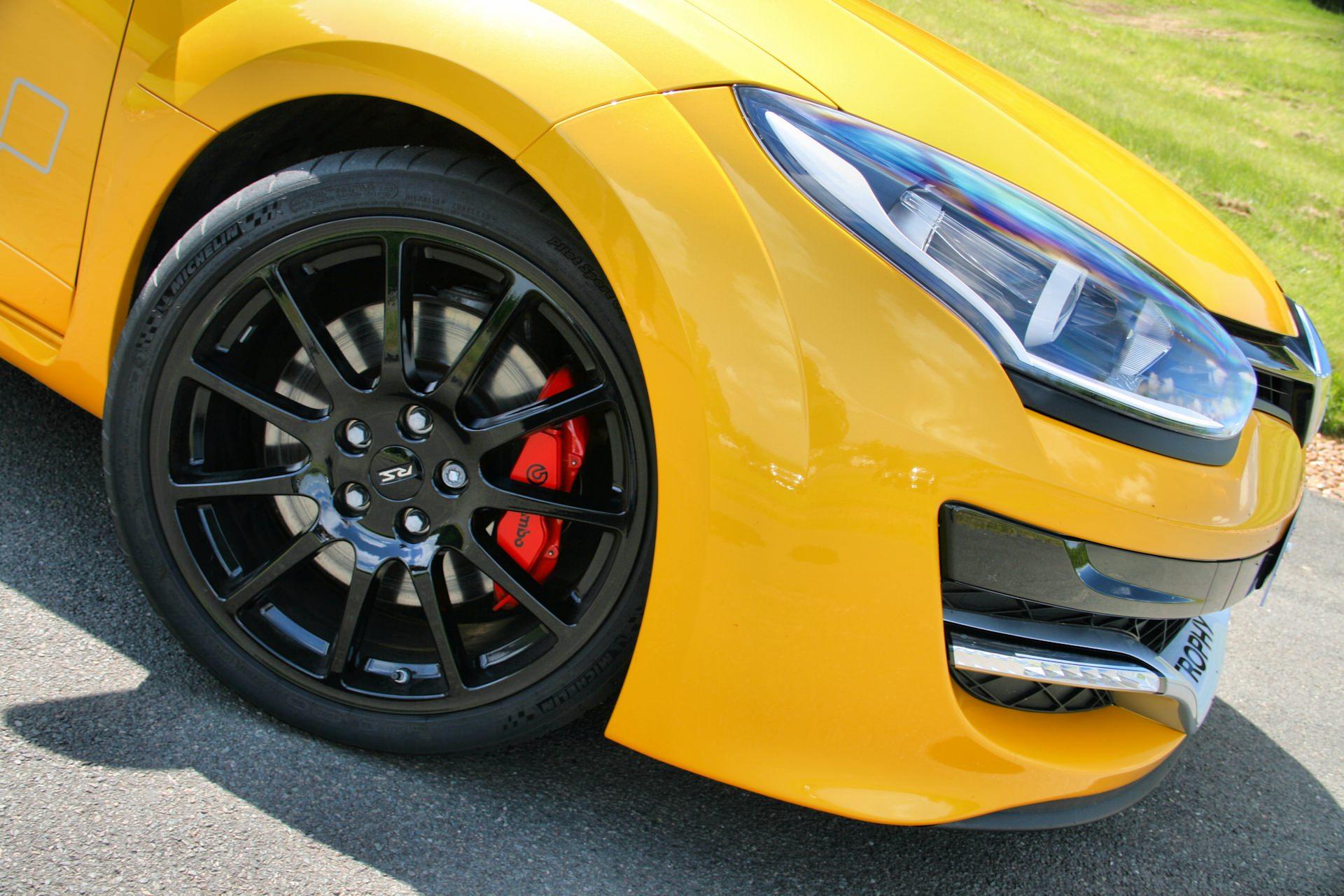 Renault Megane 275 Trophy Wheels