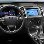 Ford S-Max Interior 04