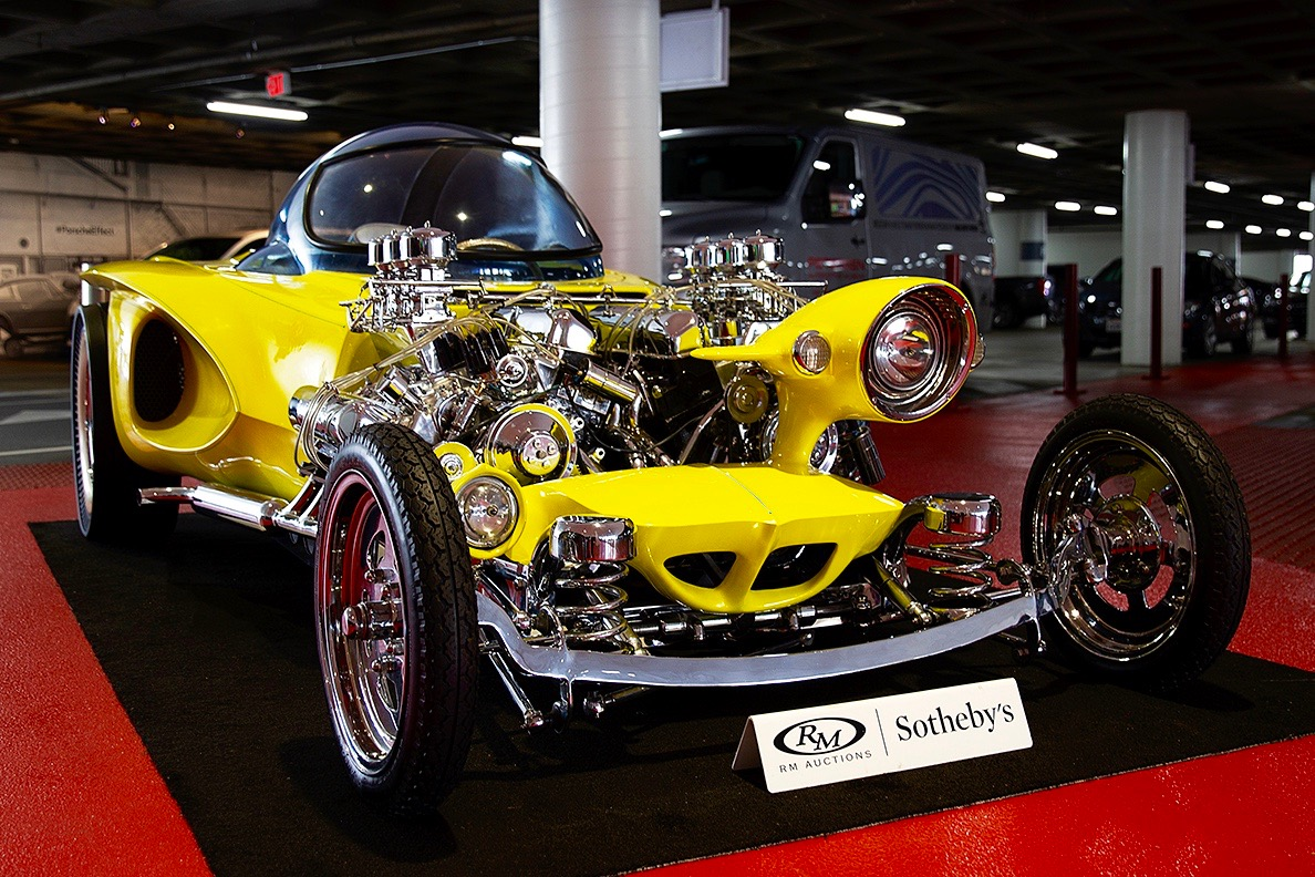RM SOTHERBY'S & THE PETERSEN: KUSTOM KULTURE & PRECIOUS METAL!