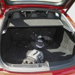 Tesla Model S85 Luggage Compartment