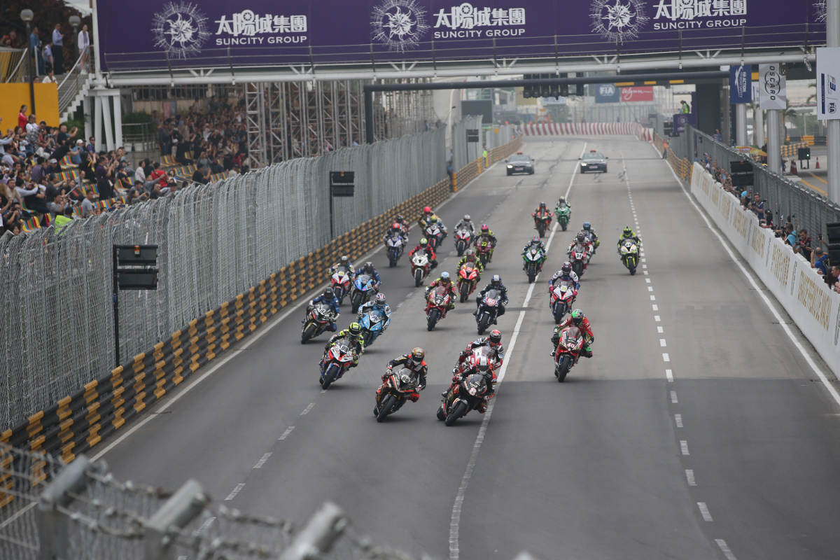 2018 Macau Motorcycle Grand Prix