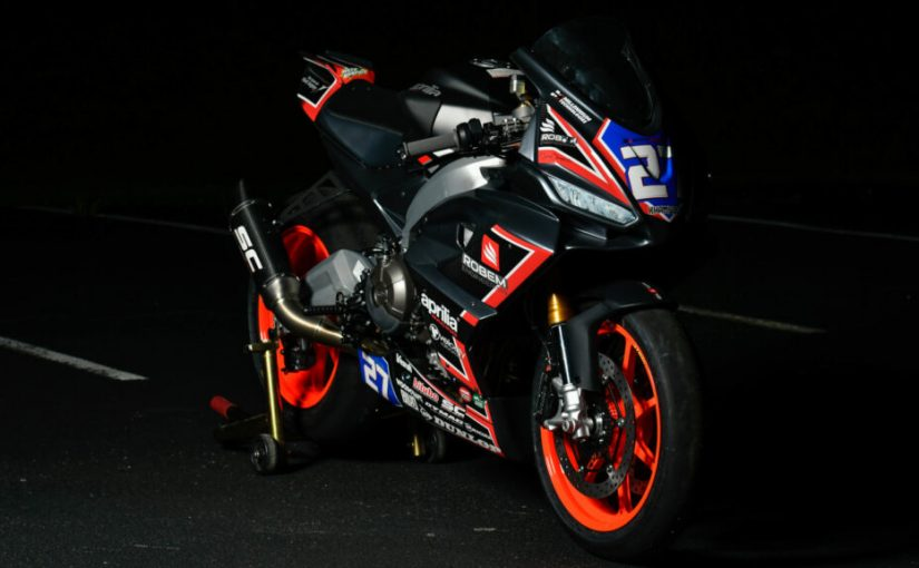 MotoAmerica Twins Cup Debut For the Aprilia RS 660