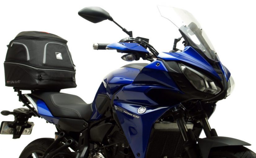 Ventura Evo Luggage for the Yamaha MT-07 Tracer and MT-10