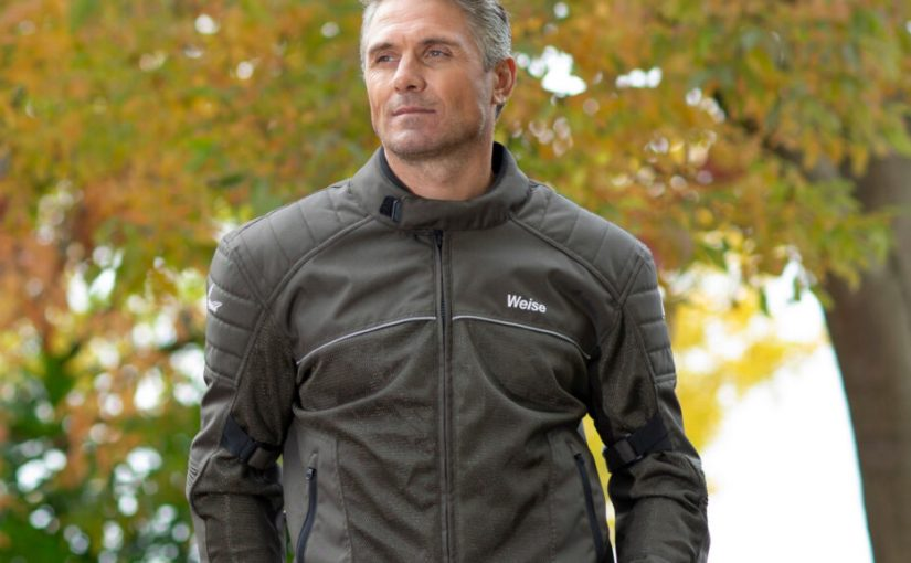 New Weise Scout Jacket For Summer Riding Comfort