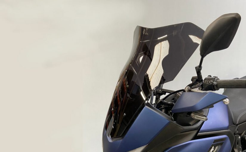 New Skidmarx Yamaha Tracer 700 Screens and Hugger