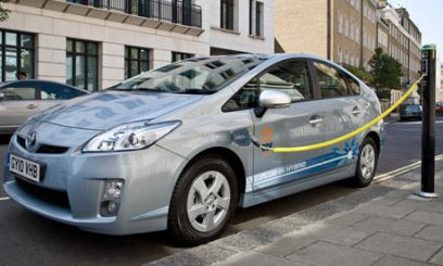 Evolution of Hybrid Cars