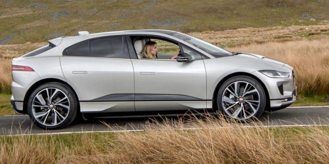 """Jaguar I-Pace crowned """"best new car"""""""