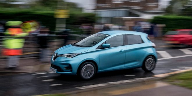 Renault's drive for clean school air