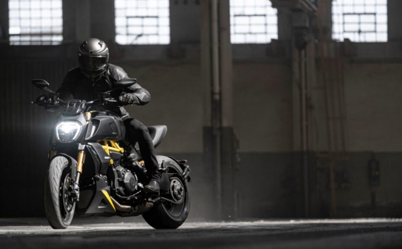 2022 Ducati Diavel 1260 S Black And Steel Livery Unveiled