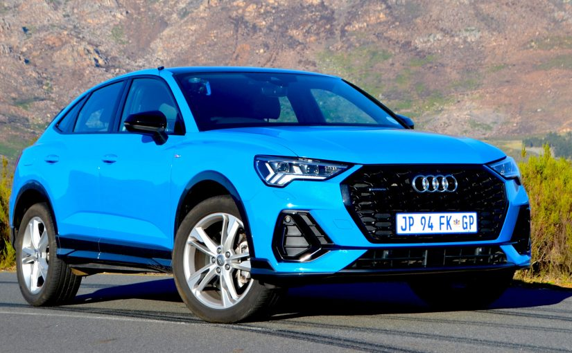 Audi Q3 Sportback Review: Stylish, but Lacking Dynamics