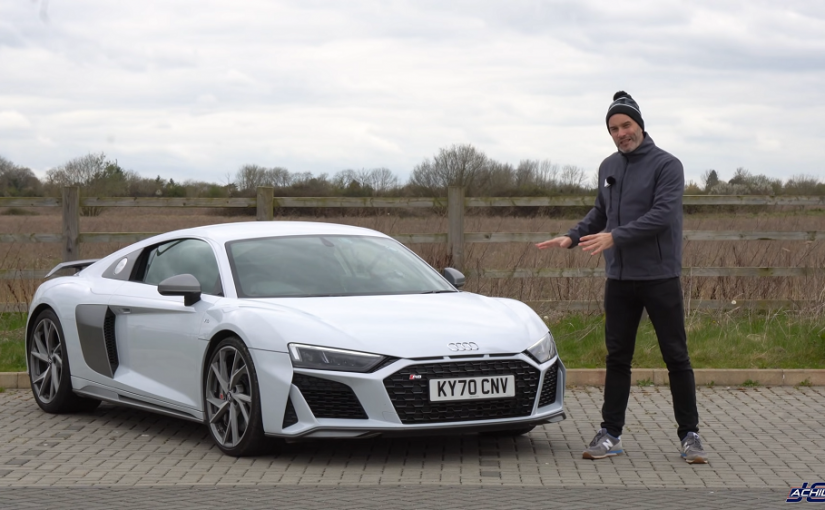 Loving Tribute Tells the Whole Truth About the Audi R8 V10