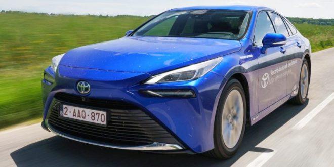 Toyota Mirai shatters 1,000-kilometre range barrier