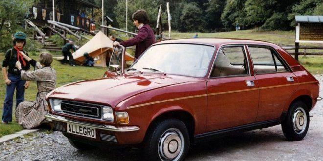Austin Allegro is a better investment than a Jaguar E-Type