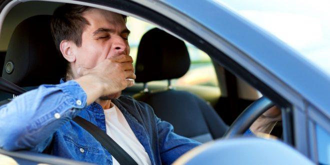 Drowsy drivers survey rings alarm bells
