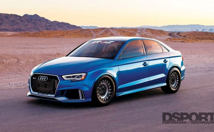 RS3 By Iroz Motorsport Stuns with 1,350 WHP