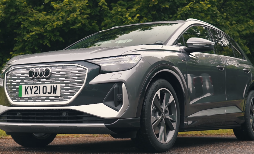 Audi Q4 E-Tron Hailed As the Best Electric SUV