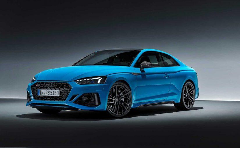 Flashback Friday: Audi Dramatically Restyles 2021 RS5