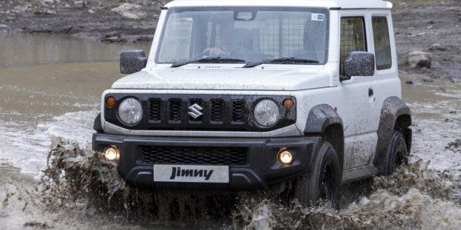 Suzuki Jimny LCV review