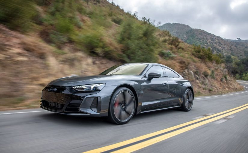 Audi to Completely Revamp Brand for An Electric Future