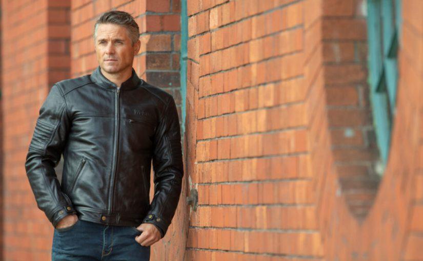 New Weise Cabot Leather Jacket