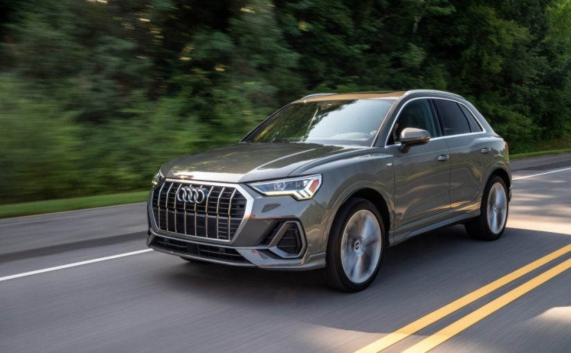 Audi of America Reports Record Sales in Q2 2021