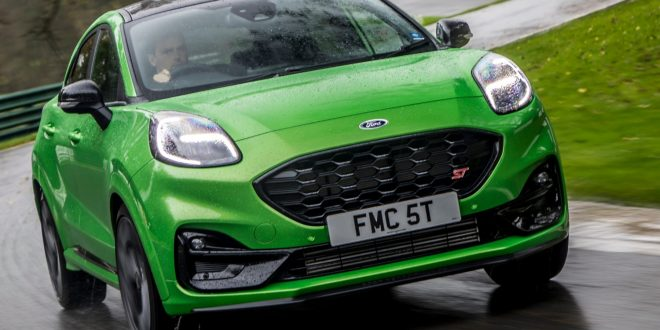 Ford Puma ST review