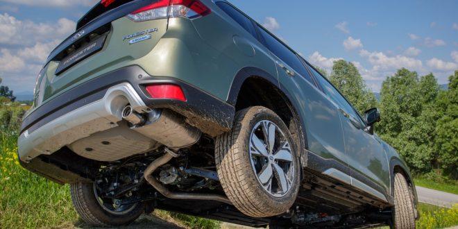 Subaru celebration as 20 millionth AWD drive vehicle is manufactured