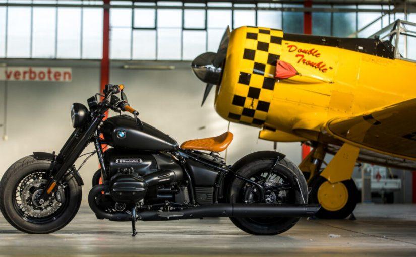 New Wunderlich RockBob BMW R 18 Concept Bike