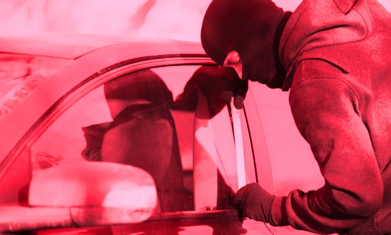 Do you live in a UK car theft hotspot?