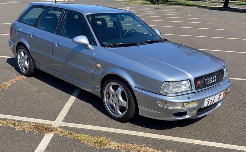Auction Watch: Audi RS2 Avant Set to Fetch Record Price