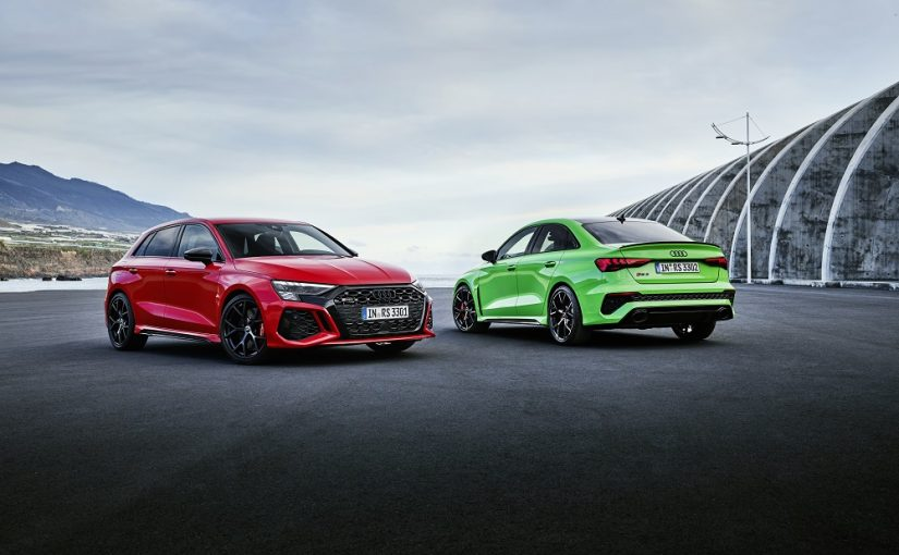 The New Audi RS3: Specs and Gallery