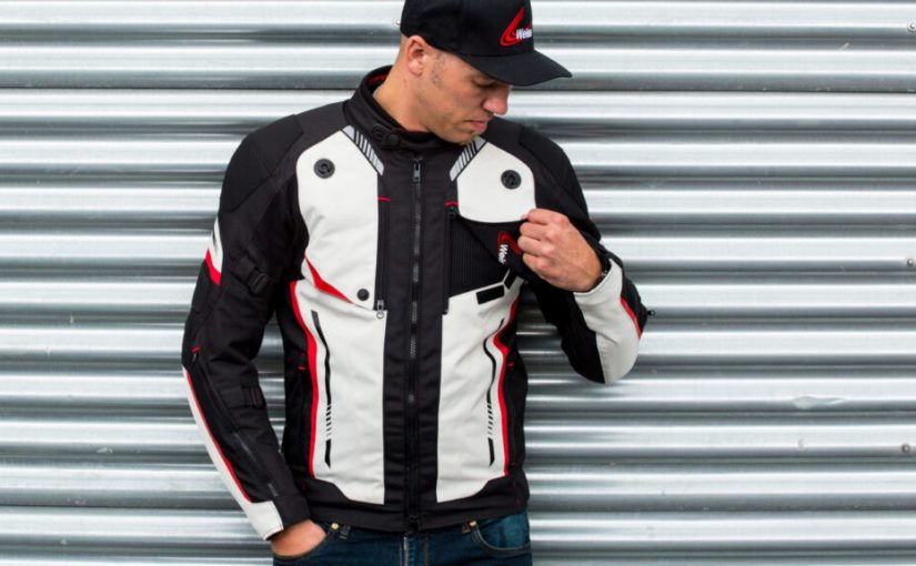 New Weise Vertex Jacket For All Seasons