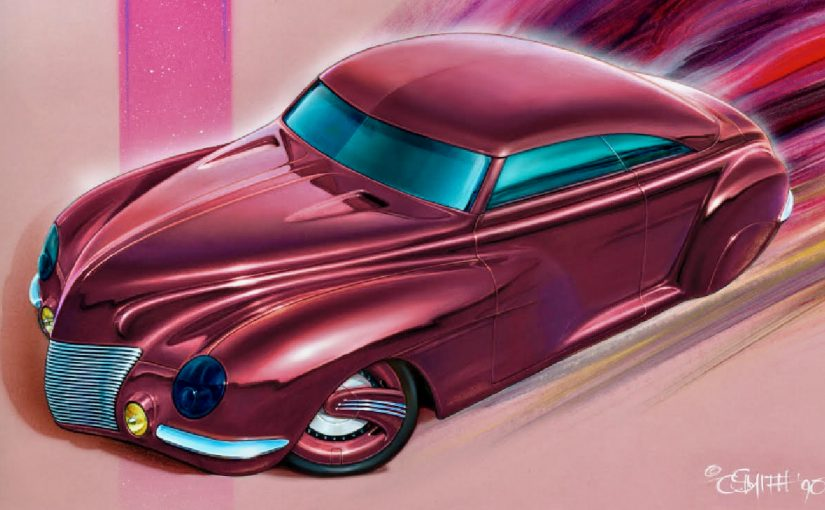 ROD & CUSTOM: ART & THE AUTOMOBILE