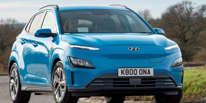 Hyundai Kona tops Driver Power Car Ownership Survey