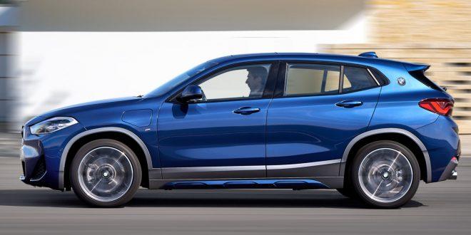 BMW X2 PHEV review