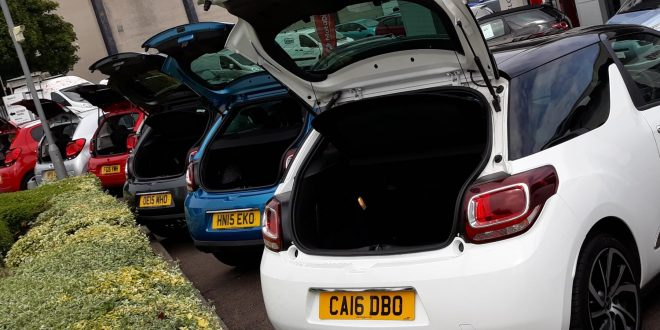 Revealed: UK's Top 10 used cars