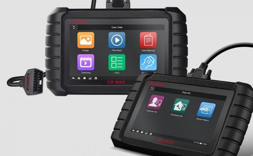 iCarsoft CR MAX – The Best Automotive Diagnostics Tool Around?