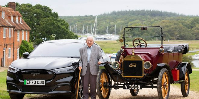 Harold Baggott – from Ford Model T to Mustang Mach-E