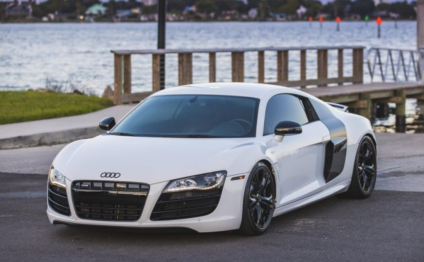 Exclusive Selection Edition R8 V10 Rare Ride on the Stateside