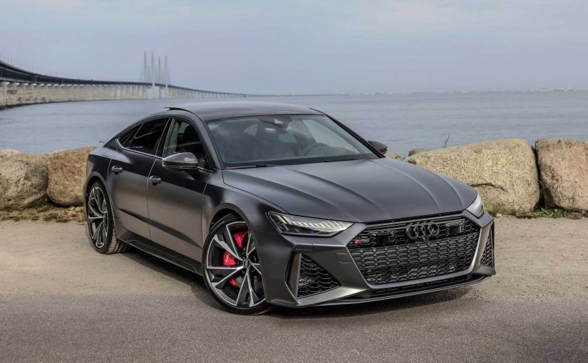 Fully-Optioned RS7 Sportback Costs a Whopping $235K!