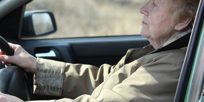 Two-thirds of British drivers support the introduction of driving retests for the over 70s