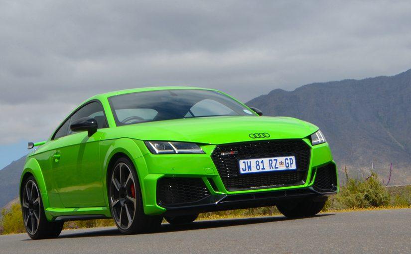 Goodbye, Old Friend — Testing the Final Audi TT RS